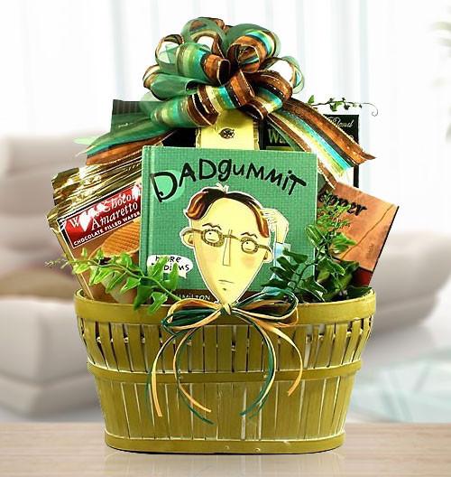 Dad will Love it! Gourmet Gift Basket