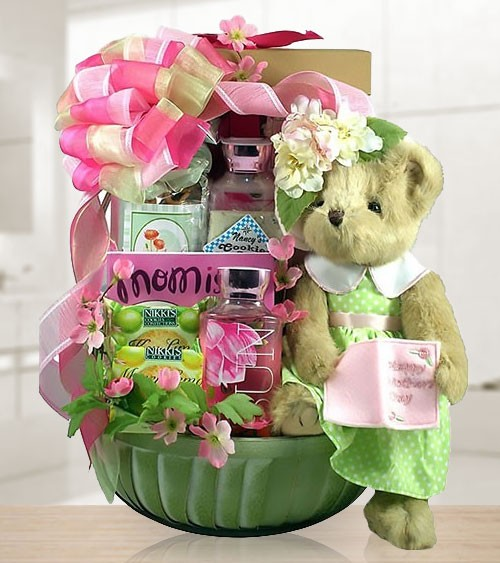 Her Favorite Treats Gift Basket for Mom