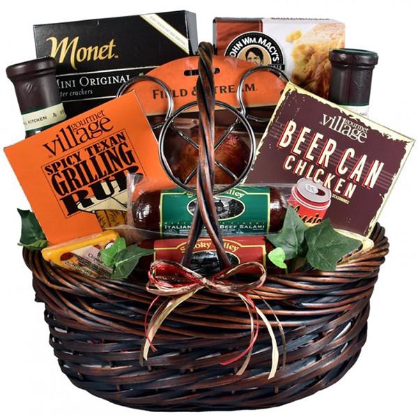Barbecue Expert Gourmet Gift Basket