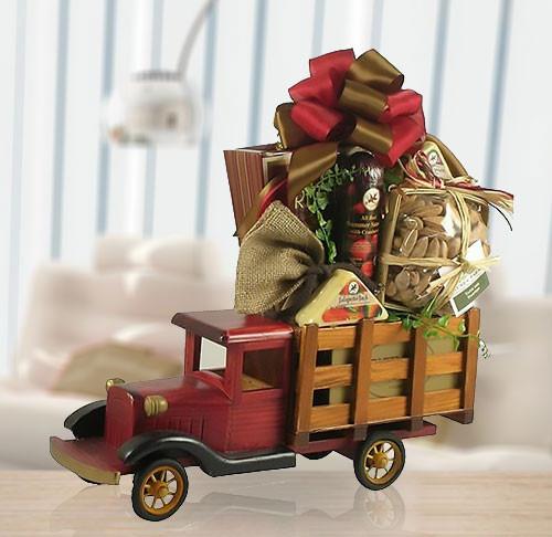 Only for Men Classy Gourmet Gift Basket