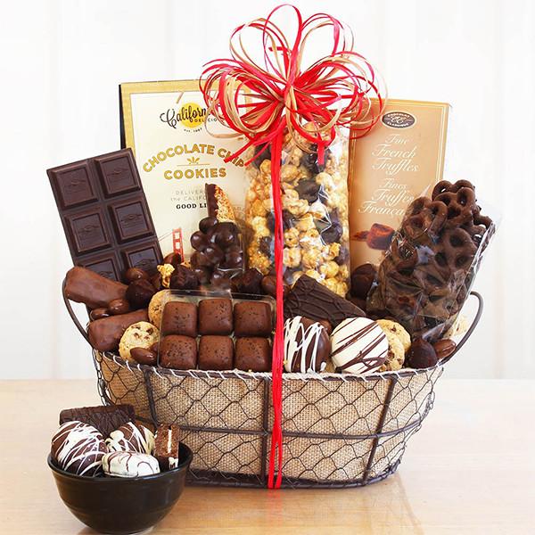 When Dreams Come True Chocolate Gift Bucket