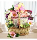 For the Best Mother in the World! Spa Gift Basket