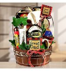 Only the Best Gourmet Treats For Your Dad Gift Basket
