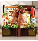 Spicy Gourmet Gift Basket for Dad