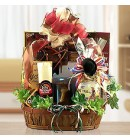 Real Cowboys! Cheese & Crackers Gift Basket
