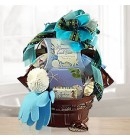 Stories of the Sea Refreshing Spa Gift Basket
