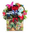 Happy Gardener's Gift Basket of Treats