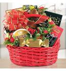 Romantic Date Gift Basket of Chocolate