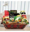 Triple Cheese Gourmet Gift Basket