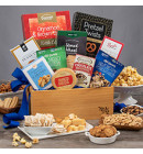 Tasty Snacks Gift Basket
