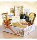 Delightful Gift Basket of Sweet Treats & Gourmet