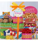 Ghiradelli Birthday Gift Tower of Sweet Treats