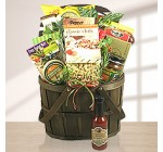 Your Favorite Snacks Delicious Gift Basket