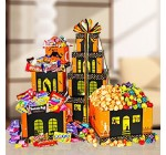 Haunted Halloween House Gift Tower of Sweets