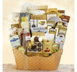 It's Christmas Time Ultimate Gourmet Gift Basket