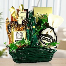 Get Well Doctor Gift Basket of Gourmet