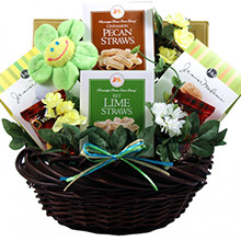 Here's to Your Recovery Sweet Gift Basket