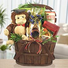 Go! Go! Go! Graduation Gift Basket