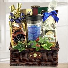 Unforgettable Moments in Life Graduation Gift Basket