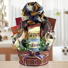 Tea & Coffee Party For Mom Gift Basket