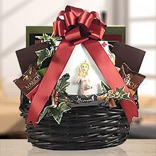 Gourmet Gift Basket of Nurse's Favorite Treats