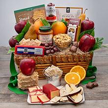 Enjoy the Fruit Gift Basket