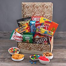 Luxury Gift Basket of Delightful Snacks