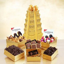 A Golden Gift: Ultimate Godiva Tower