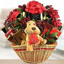 Together Forever! Romantic Gift Basket