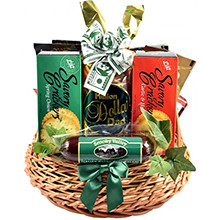 Cheese & Gourmet Gift Basket for Dad