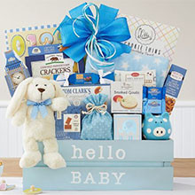 Soothing Delights Gift Basket