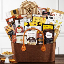 Luxury Godiva & Gourmet Celebration Gift Basket