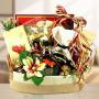 Sweet Bed in Breakfast Romantic Gift Basket