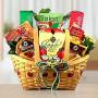 Cheese & Apple Gourmet Gift Basket