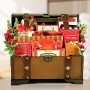 For the One You Love Deluxe Gift Basket of Sweets