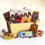 Sweet Godiva Milk Chocolate Delight Gift Basket